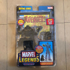 marvel legends Toybiz Black Panther Sentinel BAF Series Right Arm Unopened