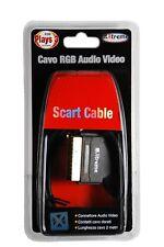 Cavo RGB Scart Compatibile Playstation 2 - 3 180 Cm 91722