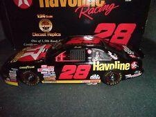 Revell Collection 1/24 Diecast Bank Set E. Irvan #28 Havoline 1997 Ford Boys