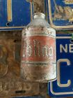 Old EBLING CONE TOP BEER CAN New York IRTP rough shape vintage brewery brewing a
