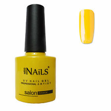 Miss Nails® SALON RANGE COLOUR UV LED Nail Gel Polish Soak Off TOP and BASE COAT