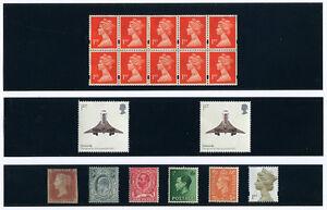 100 BULK packaged Hawid Stamp Mounts - Strips
