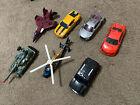 Transformers Movie Revenge of the Fallen Deluxe Class Lot (Brawl, Sideways)