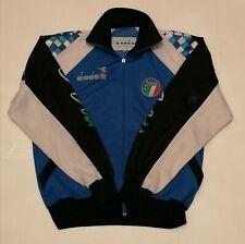 Maglia calcio italia 90 DIADORA IP felpa sweatshirt jacket