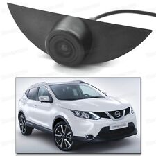 Car CCD Front View Camera Logo Embedded for 2014-2017 15 16 Nissan Qashqai SUV