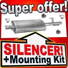 Middle Silencer MERCEDES SPRINTER 2-T 3-T 4-T D VW LT 28 35 46  Exhaust Box JJH