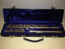 Vintage Buffet Crampon Cooper Scale Flute sn 692633 w/Case-Made in England-USED
