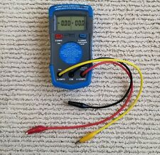 Mars 86150 Turbo Capacitor Tester Turbometer Cap HVAC Meter Testing Equipment