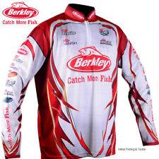 Berkley Men's Fishing Shirts & Tops