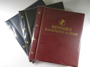Renniks Banknote Album