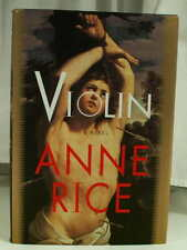 1997 ANNE RICE VIOLIN Demonic Fiddler Stefan Fine First Edition HCDJ