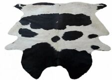 COW HIDE RUGS AREA RUG ANIMAL SKIN (73'' x 70'') COWHIDE ULG-1495