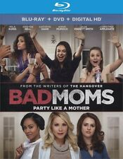 Bad Moms (Blu-ray Disc Only, 2016)