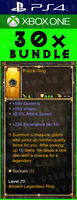 Diablo 3 - PS4 - Xbox One - Ancient Puzzle Rings Bundle - Goblin Rift Opener