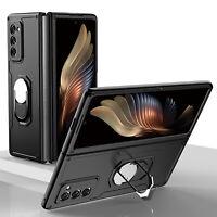 Für Samsung Galaxy Z Fold 2 5G Luxus Handy Hülle Tasche Hard Case Cover W/ Stand