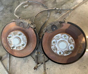 FORD ESCORT RS TURBO BRAKE DRUMS SHOES /& 2 CYLINDERS