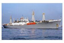 mc4645 - Russian Cargo Ship - Partizan Bonivur - photograph