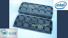 Socket LGA 2011 CPU Tray for Xeon E7 V2 E5 V2 & E5 Series - Qty 10 fits 100 CPUS