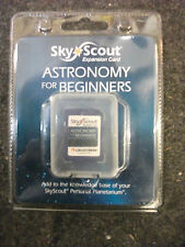 Sky Scout -- Celestron-- Astronomy for beginners Expansion card Brand new