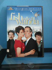 A Fish Called Wanda (DVD 2-Disc Set, Deluxe Edition) JAMIE LEE CURTIS BRAND NEW