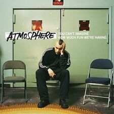 ATMOSPHERE YOU CANT IMAGINE HOW MUCH FUN WE'RE HAVING NEW SEALED CD FREE UK POST