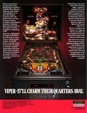 Viper stern Pinball chip rom set