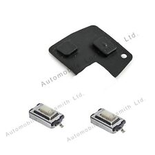 Repair kit for Toyota Yaris Avensis Rav4 MR2 Lexus Celica 2 button remote key