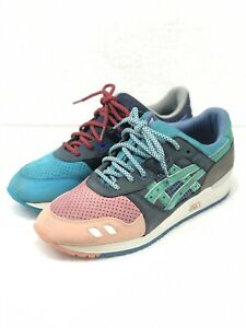 """ASICS Gel-Lyte III Ronnie Fieg """"Homage"""" What the Salmon Size 10 100% Authentic"""