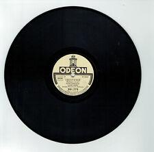78 tours 25 cm Louis BORY Disque TRISTESSE - SI TU LE VEUX - ODEON 281279