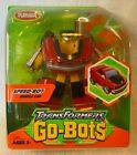 NEW Playskool Transformers Go-Bots SPEED-BOT Muscle Car Toy Figure Hasbro 2004