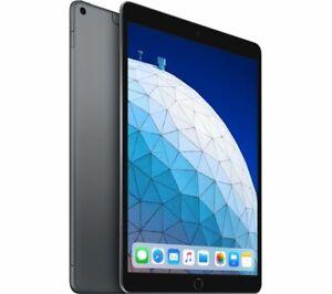 Apple iPad Air Wi-Fi + Cellular 64GB 10.5 Inch Tablet - Space Grey MV0D2B/A