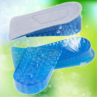 Honeycomb Gel Heel Lifts Height Increase Insoles Shoe Pads Ho Inserts Raise D3Z3
