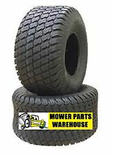 2 NEW TURF MASTER S LAWN MOWER TIRES 18 9.50 8 18X9.50-8 18X9.50X8 4 PLY