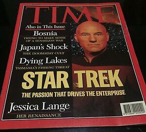 Time Magazine - Star Trek