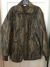 Vintage Camo Hunting Coat Medium Quilt lined Ideal Hunting Jacket 38/40