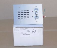 Zenitel Cq041117-00 Intercom panel w/Volume Control Stento Sp359 Stentofon Mcc