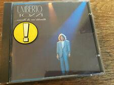 Umberto Tozzi - Minuti di un' eternita [CD Album]