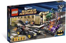 LEGO 6864 DC Comics Batman Batmobile and the Two-Face Chase - NISB, Rare Retired