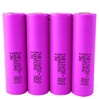 Samsung Li-ion 18650 batteries INR-18650-30Q rechargeable 3.6V 3000mAh x 1 2 4
