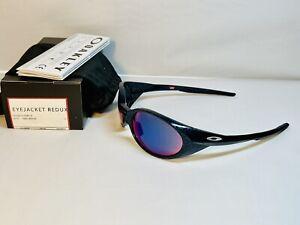 New Oakley Eyejacket Redux Planet X Frame + Red Iridium Lens Sunglasses Limited