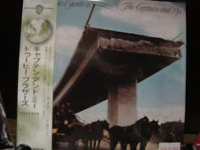 The Captain and Me by Doobie Brothers JAPAN REPLICA GATEFOLD JACKET IN A OBI CD
