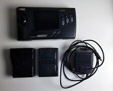 Sega Genesis Nomad MK-6100 Handheld Video Game System Complete