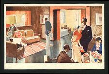 Italian ADVERTISING 3 Passenger Ship COSULICH Neptunia 1920s ~ RECENT Arrival!