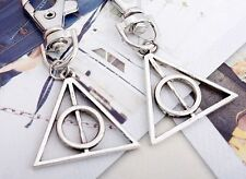 Movie Harry Potter fixatio Deathly Hallows Mini Metal Tool Key Chain Keyring1pc