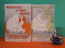 D Stoker: Monsters & Mini-Beasts 2 vols/nature/education/juvenile/Australia/VIC.