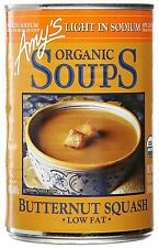 Amy's Organic Butternut Squash Soup, 14.1-Ounces (Pack of 3)