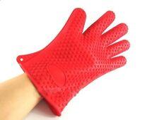 Topfhandschuhe Silikon Ofenhandschuh Küche - Kochen Backhandschuh Handschuh Neu