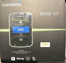 Garmin Edge 520 GPS Cycling Computer - Black