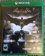MICROSOFT XBOX ONE - BATMAN ARKAM KNIGHT GAME - Mint!