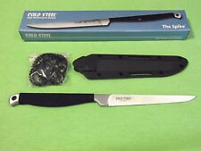 "COLD STEEL 53CC THE SPIKE series fixed blade Neck Knife 8 1/8"" overall NEW!"